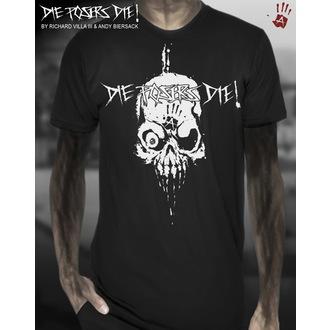 T-Shirt EXHIBIT A GALLERY - Die Posers Die, EXHIBIT A GALLERY