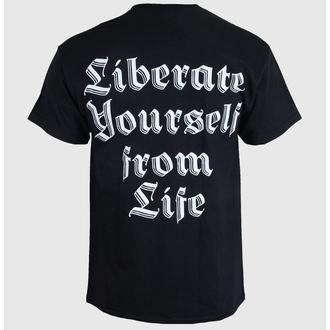 Herren T-Shirt   Impaled Nazarene - Liberaze Yourself From Life - RAZAMATAZ, RAZAMATAZ, Impaled Nazarene