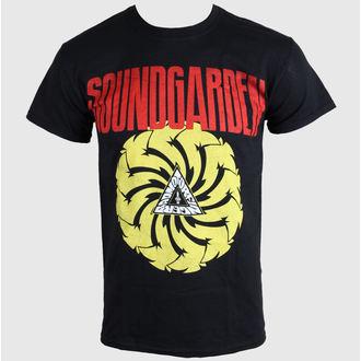 Herren T-Shirt   SOUNDGARDEN - BAD MOTOR FINGER - BLACK - LIVE NATION, LIVE NATION, Soundgarden