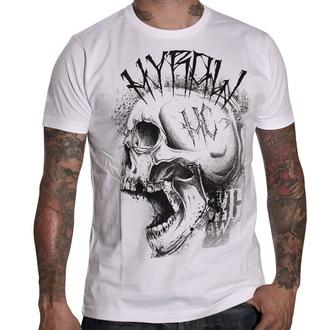 Herren T-Shirt   HYRAW - Punkshit - White - HY007