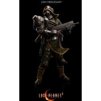 Lost Planet 2 Action Figure 1/6 Mercenary 30 cm, NNM