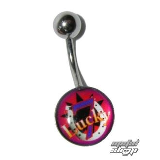 Piercing- Schmuck Lucky - 1PCS - L 157, LUCKY 13
