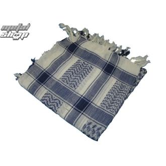 Schal ARAFAT - Palästinenser Schal - blau und weiß 1 - 20011-021