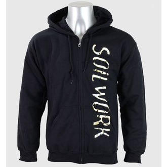 Herren Hoodie Soilwork - Logo-Infinite - JSR, Just Say Rock, SoilWork