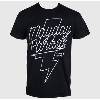 Herren T-Shirt   Mayday Parade - Lightning Bolt - PLASTIC HEAD, PLASTIC HEAD, Mayday Parade