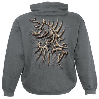 Kinder Hoodie  SPIRAL - SUPER BAD - CHARCOAL, SPIRAL