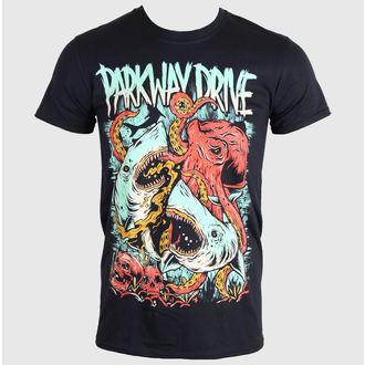 Herren T-Shirt   Parkway Drive - Sharktapuss - PLASTIC HEAD, PLASTIC HEAD, Parkway Drive