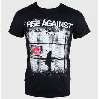 Herren T-Shirt   Rise Against - Borders - PLASTIC HEAD, PLASTIC HEAD, Rise Against