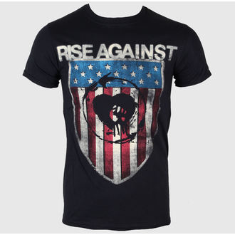 Herren T-Shirt   Rise Against - Shield - PLASTIC HEAD, PLASTIC HEAD, Rise Against