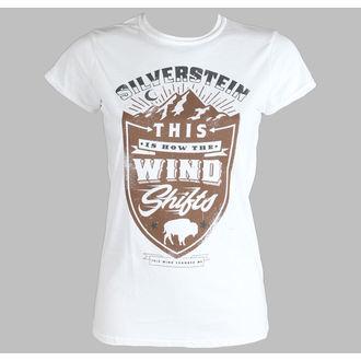 Damen T-Shirt Silverstein - Crestl - PLASTIC HEAD, PLASTIC HEAD, Silverstein