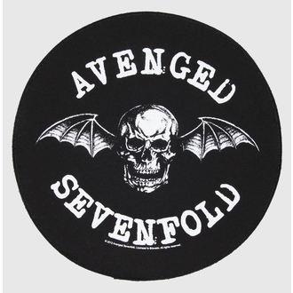 Großer Aufnäher     Avenged Sevenfold - Death Bat - RAZAMATAZ, RAZAMATAZ, Avenged Sevenfold