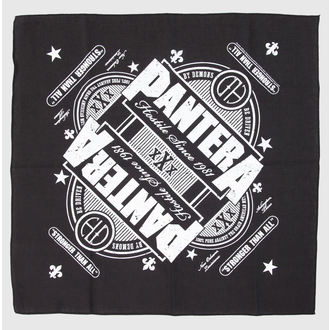 Schal Pantera - Stronger Than  All - RAZAMATAZ, RAZAMATAZ, Pantera