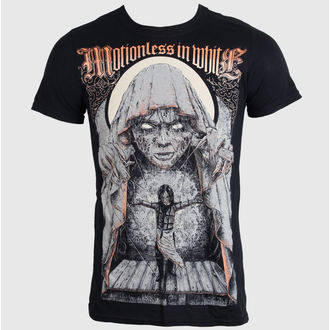 Herren T-Shirt MOTIONLESS IN WEISS - GRANDE FINALE- BLACK - LIVE NATION, LIVE NATION, Motionless in White