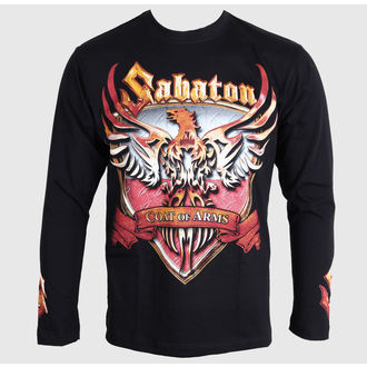 Herren Longsleeve Sabaton - First To Fight - CARTON, CARTON, Sabaton