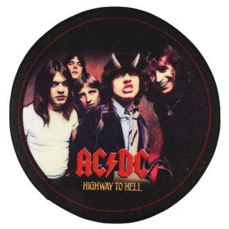 Fußmatte  AC/DC - Higway - Foto - ROCKBITES, Rockbites, AC-DC