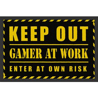 Fußmatte ROCKBITES - Gamer At Work, Rockbites