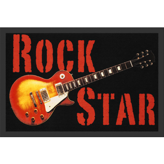 Fußmatte ROCKBITES - Rockstar - Sunburst, Rockbites