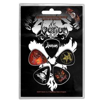 Plektren VENOM - BLACK METAL - RAZAMATAZ, RAZAMATAZ, Venom