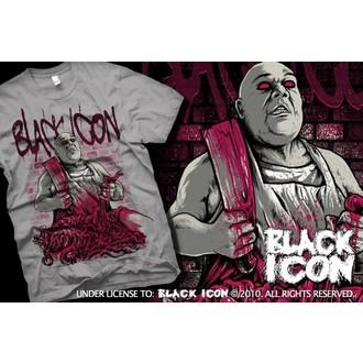 Herren T-Shirt BLACK ICON - Grey, BLACK ICON
