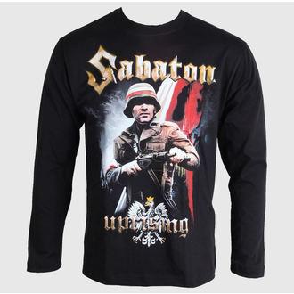 Herren Longsleeve Sabaton - Uprising - Black - CARTON, CARTON, Sabaton