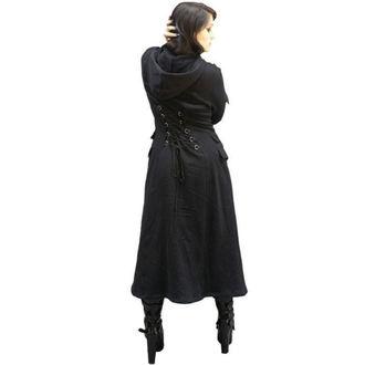 Mantel Damen -Frühling/Herbst- NECESSARY EVIL - Alcis - Black, NECESSARY EVIL