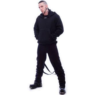 Sweatshirt Men NECESSARY EVIL - Hoodipac Alternative - Black, NECESSARY EVIL