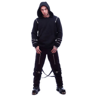 Sweatshirt Men NECESSARY EVIL - Lothur - Black, NECESSARY EVIL