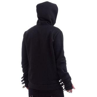 Herren Hoodie  NECESSARY EVIL - Hypnos - Black, NECESSARY EVIL
