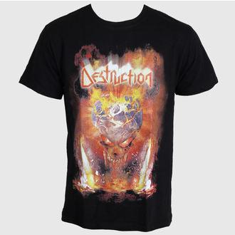 Herren T-Shirt Destruction - Antichrist - MASSACRE RECORDS, MASSACRE RECORDS, Destruction