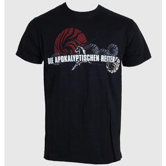 Herren T-Shirt Die Apokalyptischen Reiter - Circles - MASSACRE RECORDS, MASSACRE RECORDS