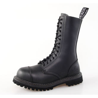 Lederstiefel/Boots Grinders  - 14-Loch  - Herald Derby, GRINDERS