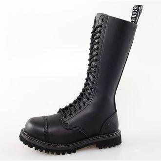 Lederstiefel/Boots Grinders  - 20-Loch - King Derby, GRINDERS