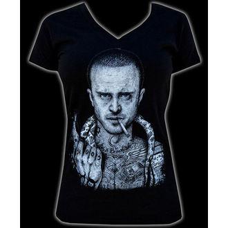 Damen T-Shirt  BLACK MARKET - Wayne Maguire - Pinkman, BLACK MARKET