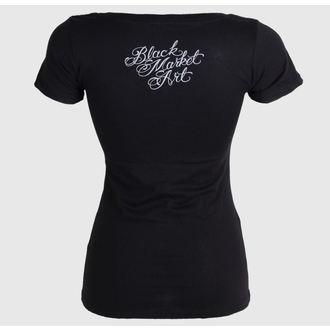 Damen T-Shirt  BLACK MARKET - Adi - Apache, BLACK MARKET