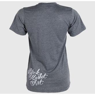 Herren T-Shirt   BLACK MARKET - Leon Morley - Dead End, BLACK MARKET