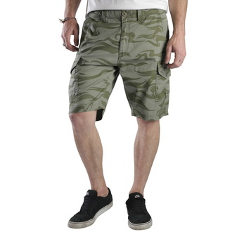 Herren Shorts  SANTA CRUZ - Merge - Camo, SANTA CRUZ