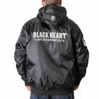 Herrenjacke BLACK HEART - BARKER, BLACK HEART