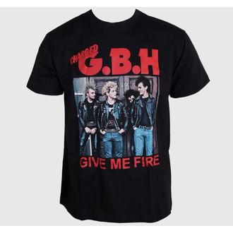 Herren T-Shirt   G.B.H. - Give Me Fire - CARTON, CARTON, G.B.H.