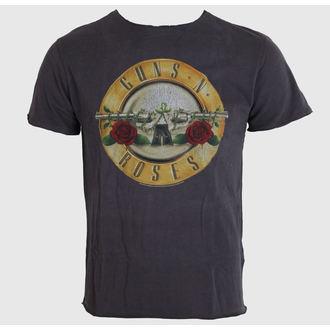 Herren T-Shirt   AMPLIFIED - Guns´n Roses - Drum - Charcoal - ZAV210GRD
