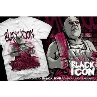 Herren T-Shirt   BLACK ICON - White, BLACK ICON