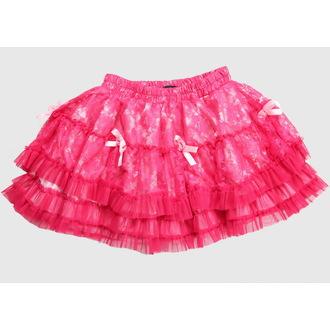 Damen Rock  BURLESKA - Pink, NNM