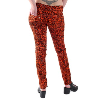 Hose Damen  3RDAND56th - Leopard, 3RDAND56th