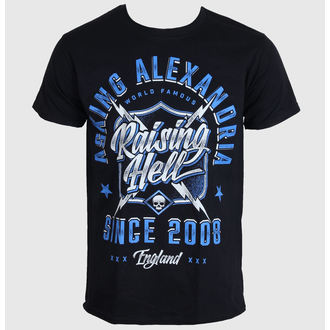 Herren T-Shirt   Asking Alexandria - Raising Hell - PLASTIC HEAD, PLASTIC HEAD, Asking Alexandria