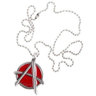 Halskette mit Anhänger ANARCHY - PSY001