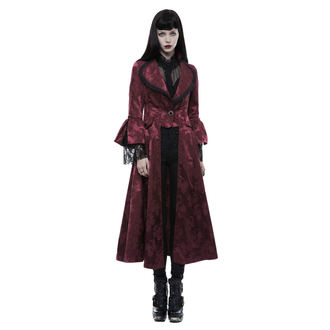 Damen Mantel PUNK RAVE - Ruby Gothic, PUNK RAVE