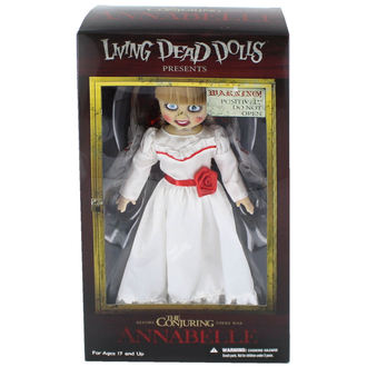 Puppe LIVING DEAD DOLLS - Doll Annabelle, LIVING DEAD DOLLS
