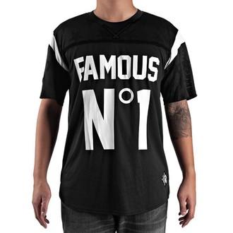 Herren T-Shirt   (Dress) FAMOUS STARS & STRAPS - NO.1 - Jersey/Black, FAMOUS STARS & STRAPS