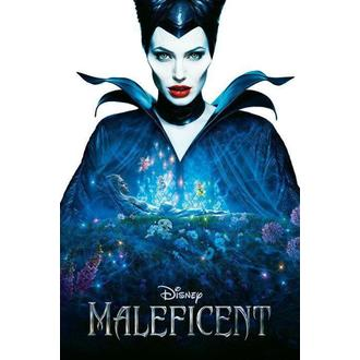 Poster Ärger - queen of black Magie  - PYRAMID POSTERS, PYRAMID POSTERS, Maleficent - Die dunkle Fee