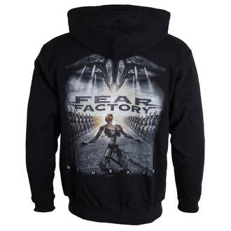 Herren Zip Hoodie Fear Factory - Genexus - NUCLEAR BLAST, NUCLEAR BLAST, Fear Factory