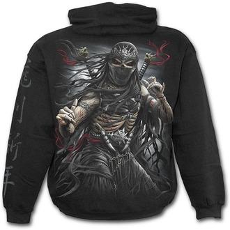 Kindersweatshirt SPIRAL- Ninja Assassin - Black, SPIRAL